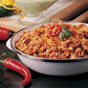 Spicy Skillet Supper Recipe