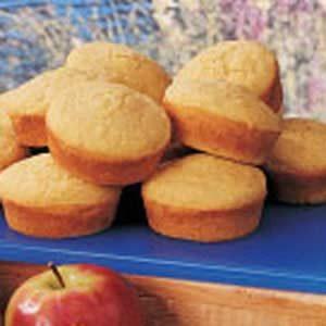 Low-Fat Corn Muffins Recipe