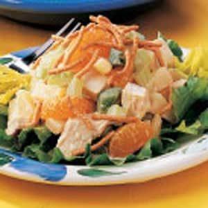 Fast Tropical Mandarin Chicken Recipe