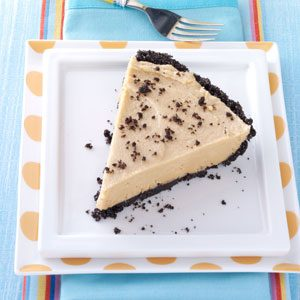 Chocolate Peanut Pie Recipe