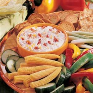 Corn and Bacon Dip Recipe