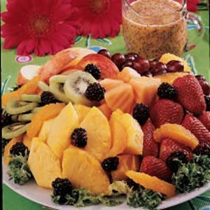 Poppy Seed Fruit Dressing Recipe
