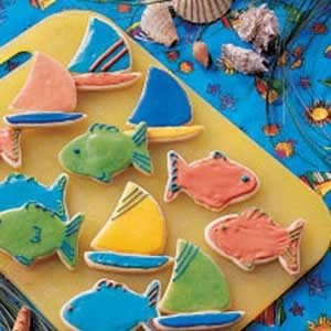 Smooth Sailing Sugar Cookies Recipe