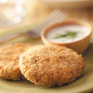Pierside Salmon Patties Recipe