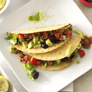 Ground Beef Taco Recipes