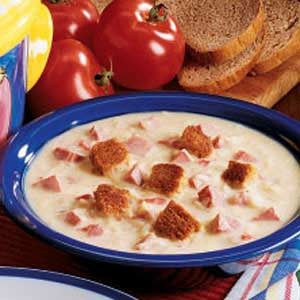 Reuben Chowder Recipe