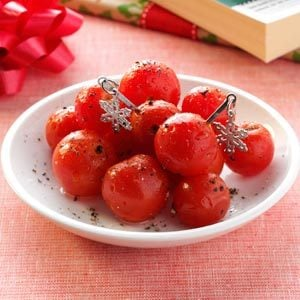 Vodka-Infused Cherry Tomatoes Recipe