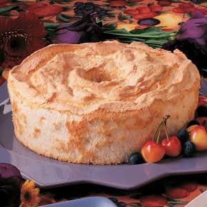 Delightful Angel Food Cake Recipe