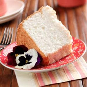 Taste Of Home Heavenly Angel Food Cake