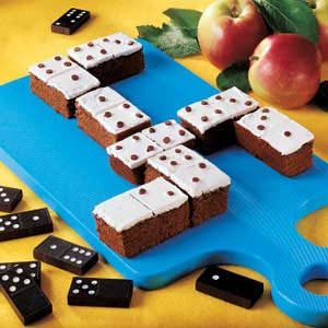 Chocolate Dominoes Recipe