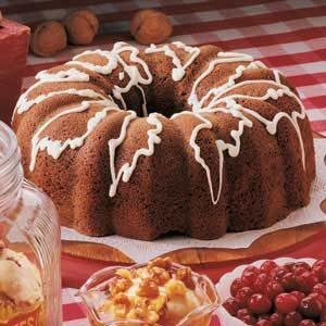 Favorite Bundt Cake Recipe