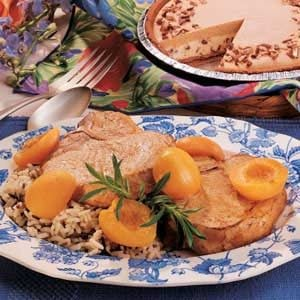 Quick Apricot Pork Chops Recipe