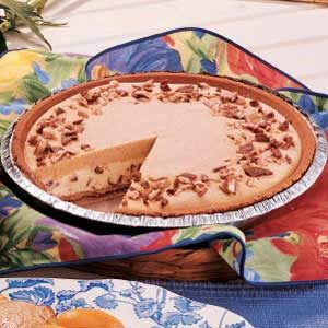 Pumpkin Ice Cream Pie Recipe