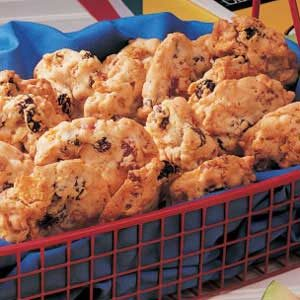 Bacon Breakfast Cookies Recipe
