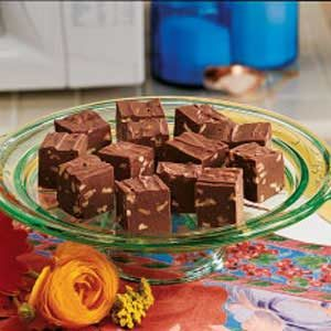 Coffee Shop Fudge Recipe