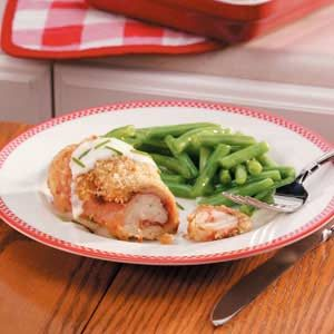 Quick Chicken Cordon Bleu Recipe