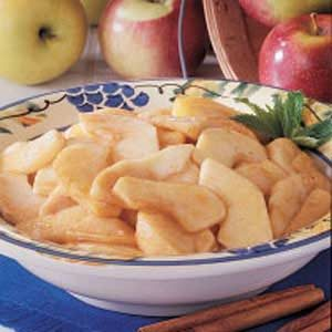 Scalloped Apples Recipe