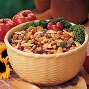Barbecue Bean Salad Recipe