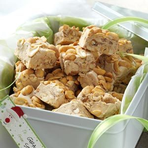 Salted Peanut Squares Recipe