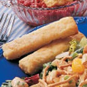 Biscuit Sticks Recipe