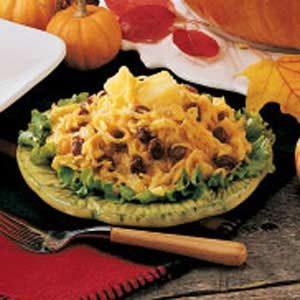 Golden Pumpkin Salad Recipe