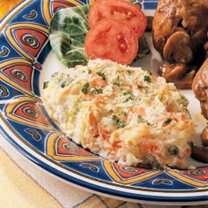 Au Gratin Cabbage Recipe