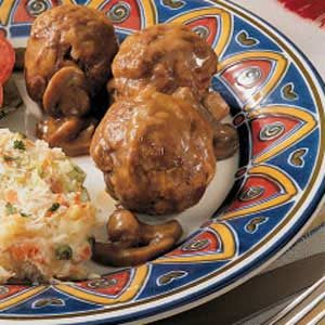 Bavarian Meatballs Recipe