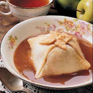 Favorite Apple Dumplings Recipe