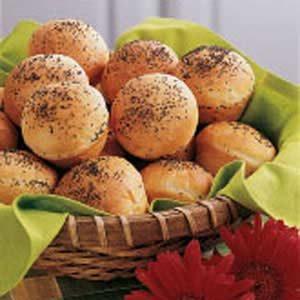 Poppy Seed Rolls Recipe