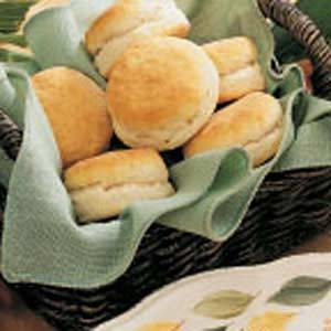 Crusty Dinner Biscuits Recipe
