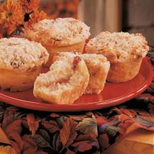 Cherry Almond Muffins Recipe