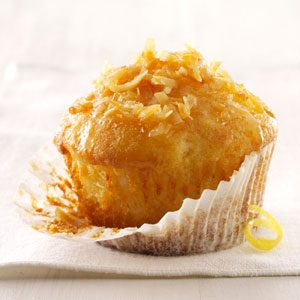 Burst o' Lemon Muffins Recipe