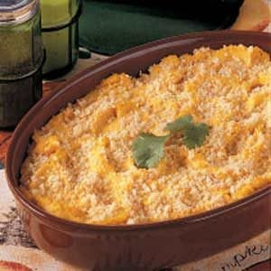 Creamy Butternut Squash Bake Recipe
