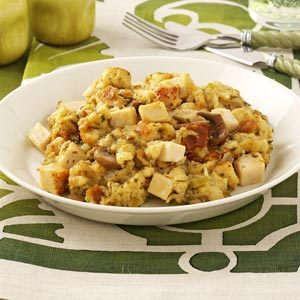 Slow-Cooked Chicken and Stuffing Recipe