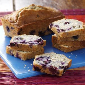 Berry Mini Breads Recipe