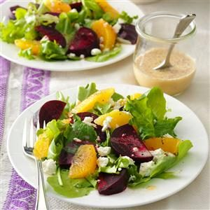 Orange and Beet Salad Recipe