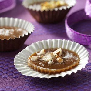 Salted Soft Caramels Recipe