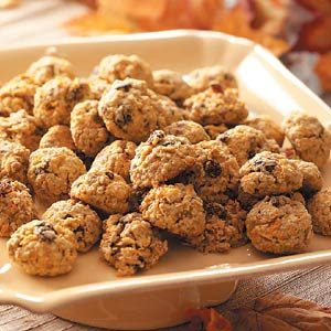 Golden Harvest Cookies Recipe