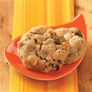 Five-Chip Cookies Recipe