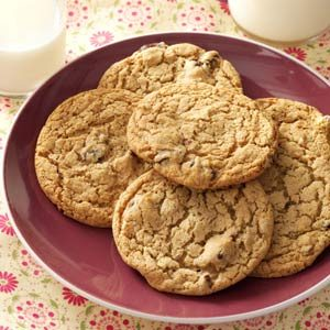 Amish Raisin Cookies Recipe