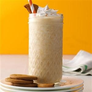 Spiced-Pumpkin Coffee Shakes