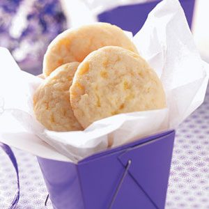 Lemon Drop Cookies Recipe