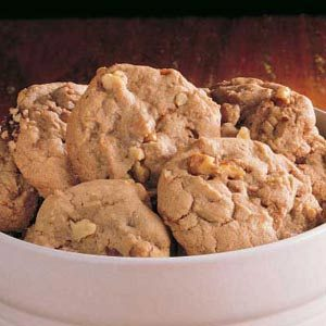 German Chocolate Toffee Cookies Recipe