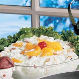 Cottage Cheese Fluff