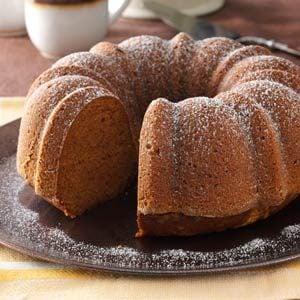 Taste Of Home Moist Pumpkin Bundt Cake Recipe