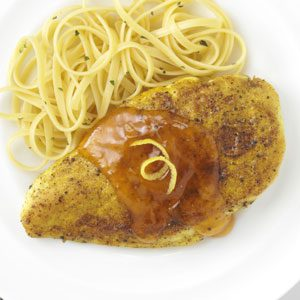 Apricot-Lemon Chicken Recipe
