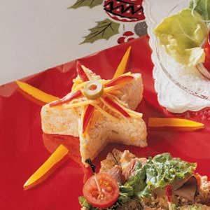 Starry Cheese Spread Recipe