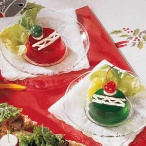 Gelatin Christmas Ornaments Recipe