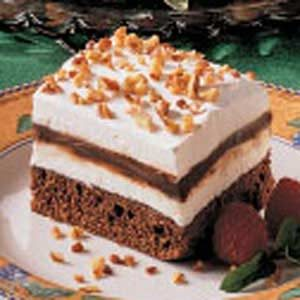 Brownie Delight Recipe