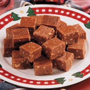 Peanut Butter Cocoa Fudge